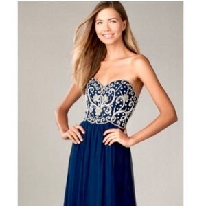 Sean Collection Embellished  homecoming prom Dress